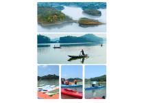 重庆哪里可以划皮划艇,或者划船玩水的?