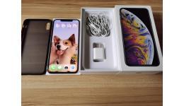 4000出台2月份激活的iphone Xs max国行银色512G
