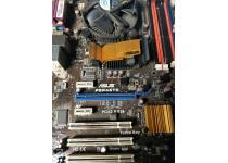 华硕p5p43td主板+q8300四核处理器