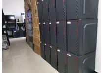 主机399元 全套499元 办公台式电脑四核台式电脑整机全套 人力资源 房产中介 办公电脑