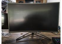 卖一台二手飞利浦32寸曲面窄边超薄电竞液晶显示器