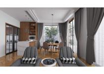 重庆大学城别墅装修,融创文旅城装修,现代风格别墅设计