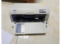 出一臺愛普生LQ635K針式打印機
